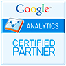 Google Analytics Certified Partner - Diseño Web - Syasoft Netwoks